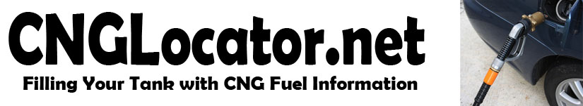 CNG Natural Gas Vehicle Station Locations